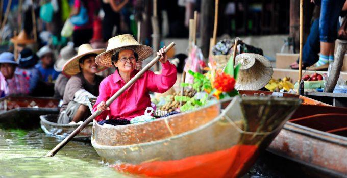 Тайланд и Камбоджа