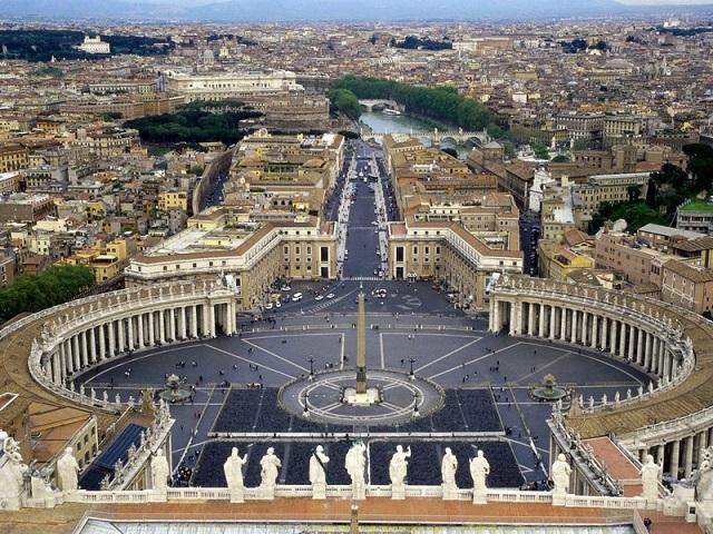 Рим и Тоскана