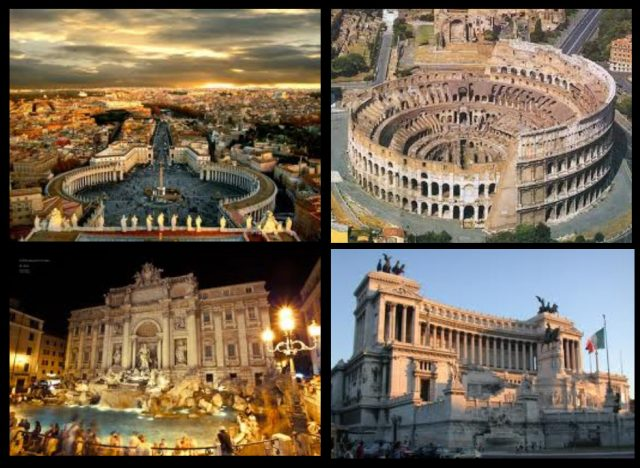 Тоскана, Рим и Свети Франсциск
