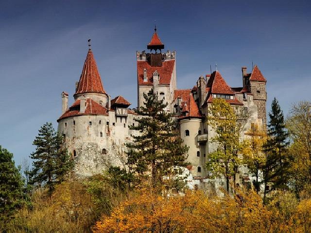 Страната на Дракула (от Бургас )