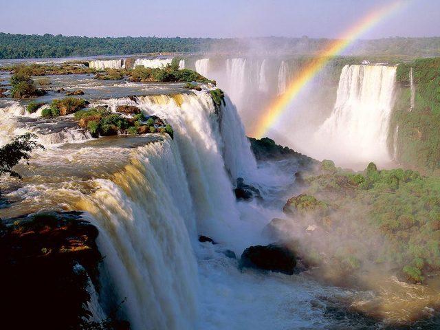 Аржентина - Водопадите Игуасу - Бразилия 15.11.2018
