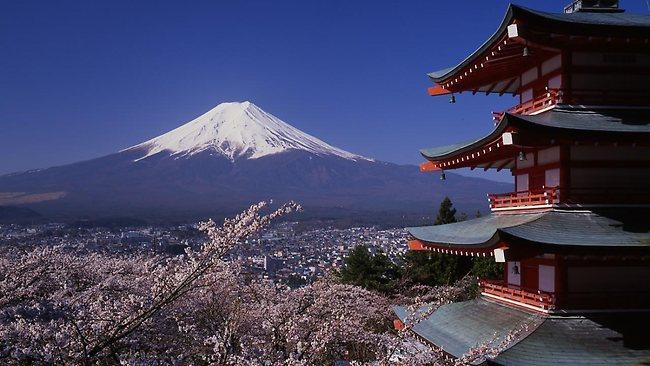 Япония в магията на МОМИДЖИ