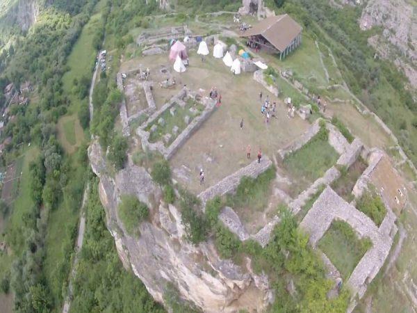 Крепост Червен - Орлова чука - Ивановски скални манастири - Русе (от Бургас)