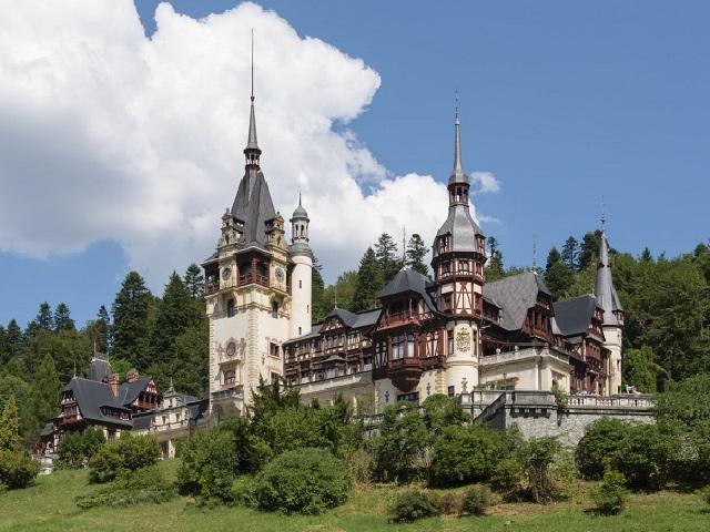 Румъния - от Бургас