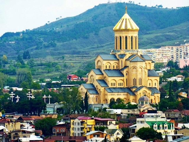 Грузия и Армения 2018 (от София и Варна)