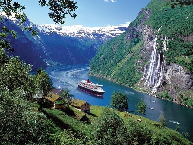 Прелестите на Норвегия