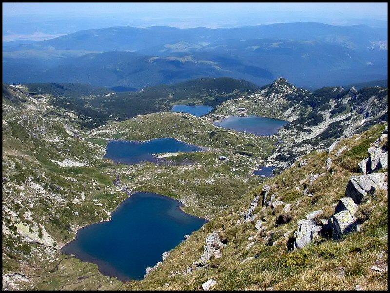 Рилските езера - Сапарева баня - Овчаренски водопад - Паничище - Ресиловски манастир