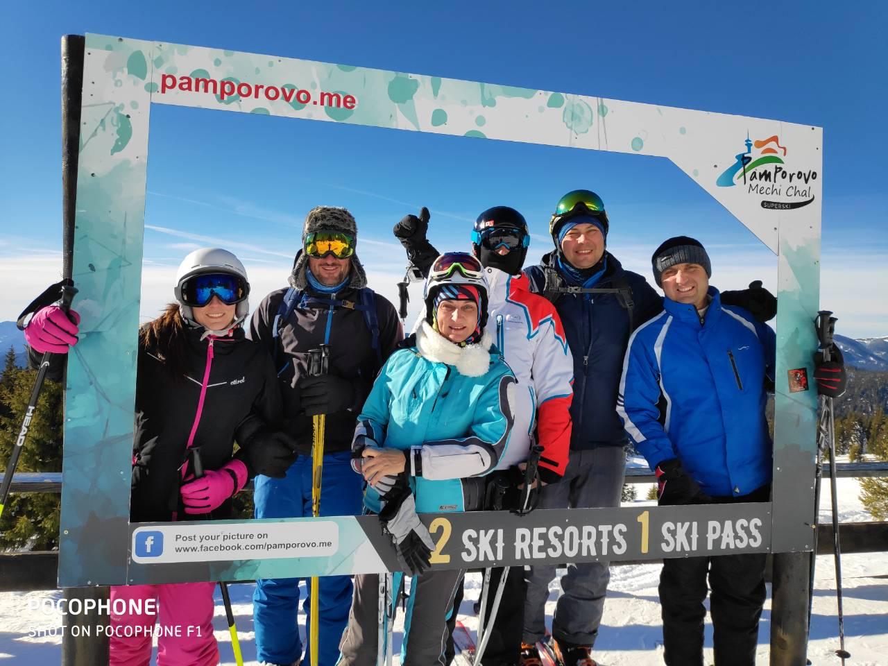 Ски уикенд с Валко
